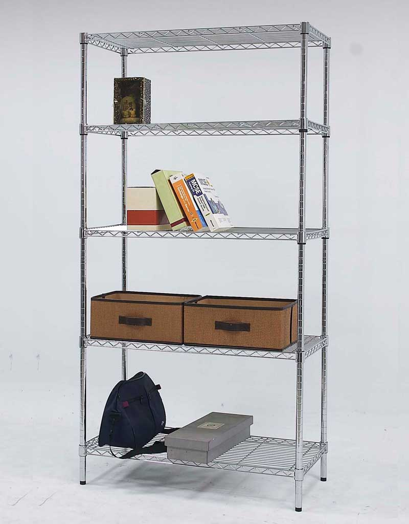 light duty commercial wire shelving dongguan yingguang. Black Bedroom Furniture Sets. Home Design Ideas