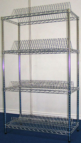 Smt Reel Wire Shelving Rack And Trolley Dongguan Yingguang