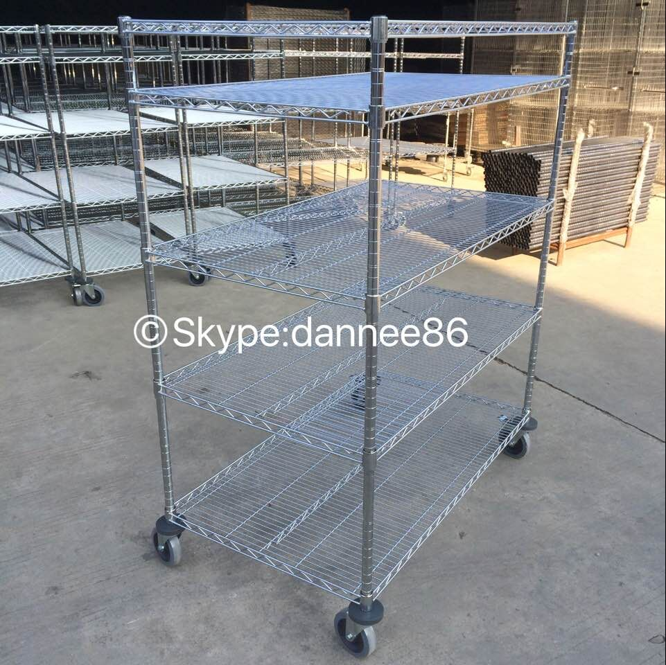 Industrial Wire Shelving_Dongguan Yingguang Metalware Co.,LTD
